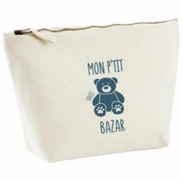 Trousse Mon p'tit bazar ours