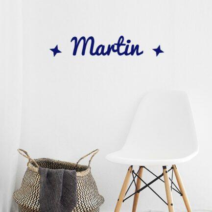 objet-stickers-decoratif-prenom-etoile-bleu-pimp-my-ideas