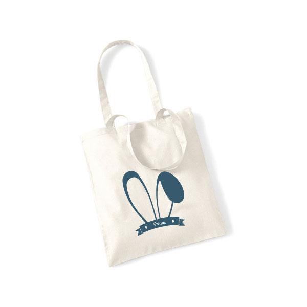 tote bag lapin paques atelier pimp my ideas