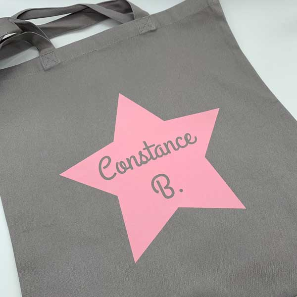 tote-bag-bio-gris-etoile-rose-personnalise-pimp-my-ideas