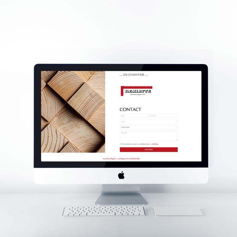 site web remiatte agence pimp my ideas