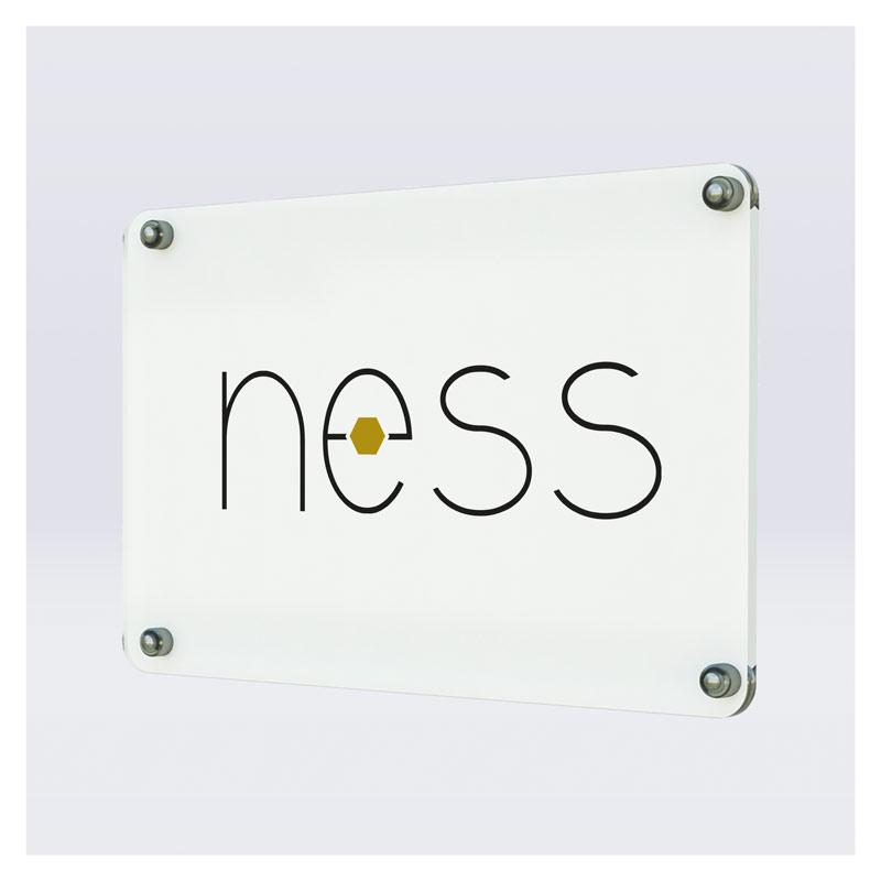 logo ness creation agence pimp my ideas