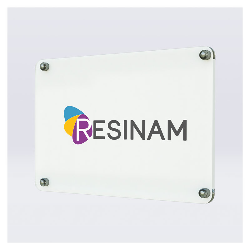 logo resinam creation agence pimp my ideas