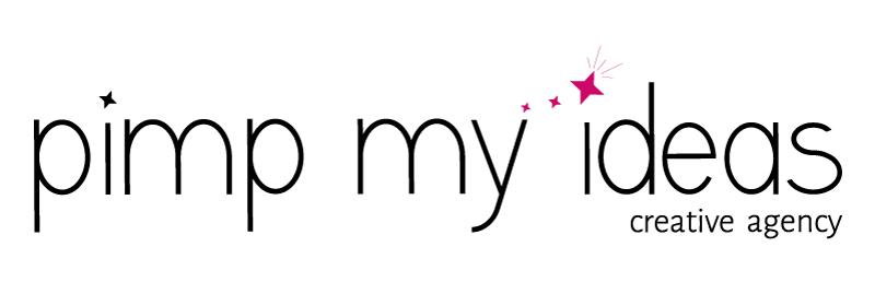 logo pimp my ideas atelier de personnalisation