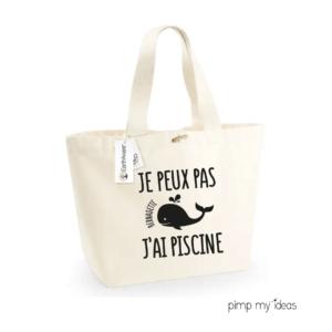 maxi tote bag sac piscine baleine-piscine-personnalise pimp my ideas